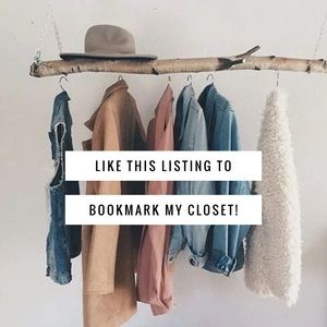 Bookmark My Closet 📍